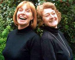 Lynne Heraud & Pat Turner